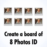 Free ID Photos online maker → ConvertImage